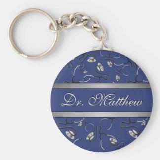 Porte-clés Médical, infirmière, soignez les stéthoscopes