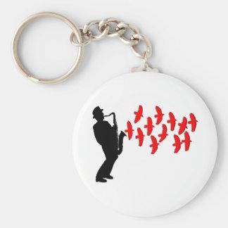 Porte-clés Mélodie musicale