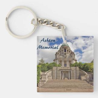 Porte-clés Mémorial d'Ashton en photo de souvenir de
