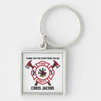 Porte-clés Merci de pompier !