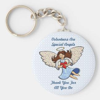 Porte-clés Merci ! Vous êtes un ange !