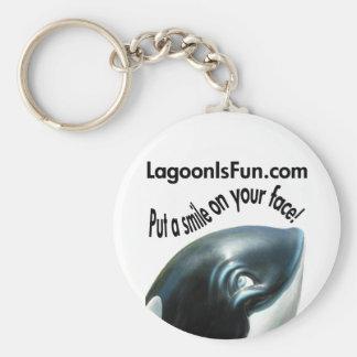 Porte-clés Mettez un sourire sur votre visage !