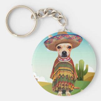 Porte-clés Mexicain 000