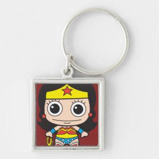 Porte-clés Mini femme de merveille