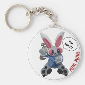 """Porte-clés Mini Mons """"je suis DÉFUNT"""" porte - clé"""