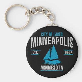 Porte-clés Minneapolis