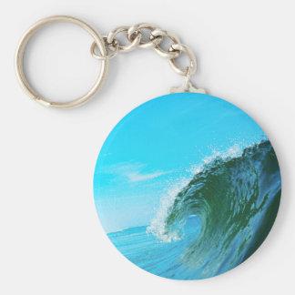 Porte-clés Montez le porte - clé de vague