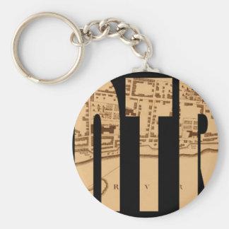 Porte-clés montreal1758
