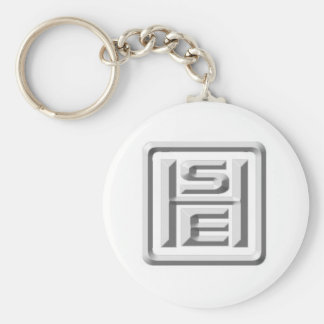 Porte-clés Montrez votre fierté de HSE !