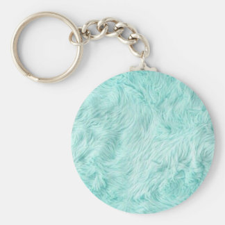 Porte-clés Motif brouillé bleu