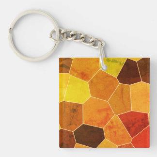 Porte-clés Motif rustique