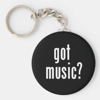 Porte-clés Musique obtenue ?