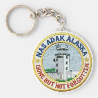 """Porte-clés NAS Adak, porte - clé """"allé mais non oublié"""" de"""