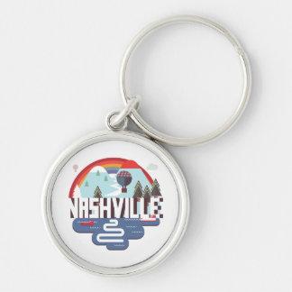 Porte-clés Nashville dans la conception