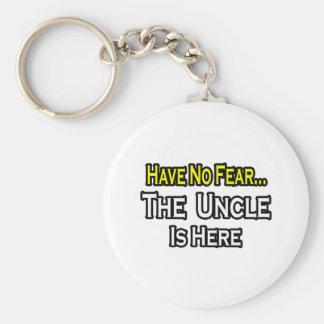 Porte-clés N'ayez aucune crainte… l'oncle Is Here