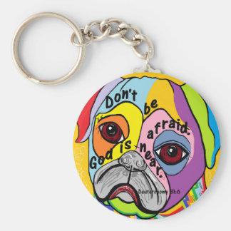 Porte-clés N'ayez pas peur