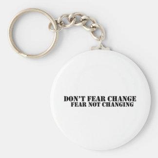 Porte-clés Ne craignez pas le porte - clé
