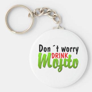 Porte-clés Ne vous inquiétez pas