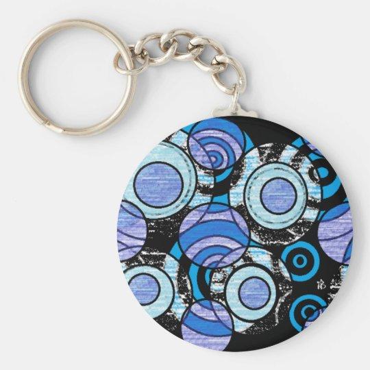 Porte-clés nebuleuse