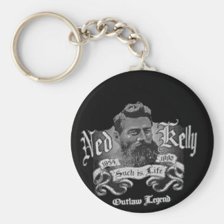 Porte-clés Ned Kelly - une légende australienne