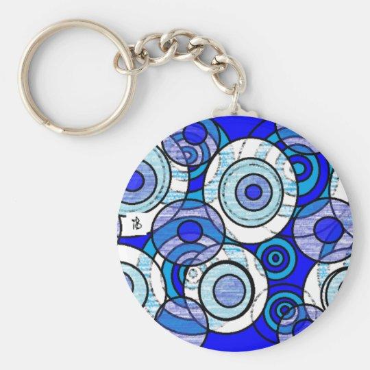 Porte-clés nenuphar