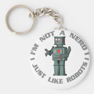 Porte-clés NerdBot