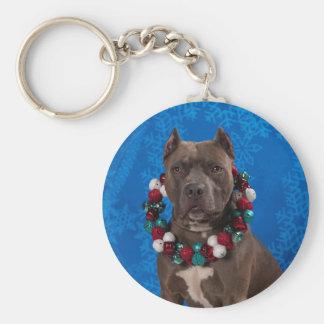 Porte-clés Noël de Pitty