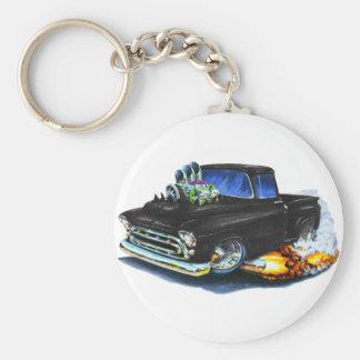 Porte-clés Noir 1957 de collecte de Chevy