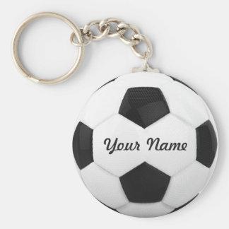 Porte-clés Nom personnalisé par ballon de football