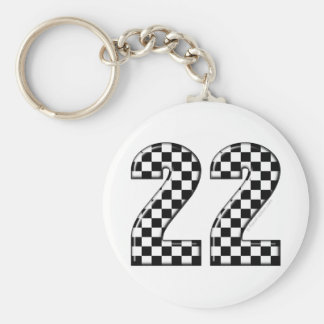 Porte-clés nombre de l'emballage 22 automatique