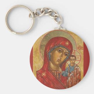 Porte-clés Notre Madame de Kazan