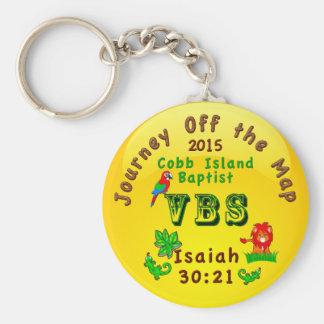Porte-clés Nous le customisons, voyage outre des porte - clés