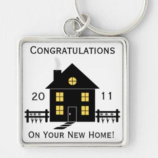 Porte-clés Nouveau porte - clé à la maison de Chambre de