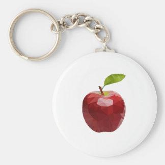 Porte-clés Nouvelle pomme