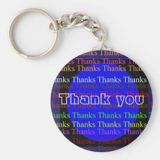 Porte-clés NOVINO Manyways merci - au Merci
