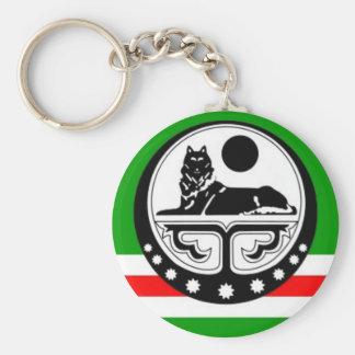 Porte-clés Noxchi chechen flag