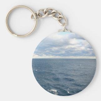Porte-clés Nuages au-dessus de porte - clé des Bermudes