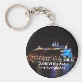 Porte-clés Oasis des Caraïbes royale des mers