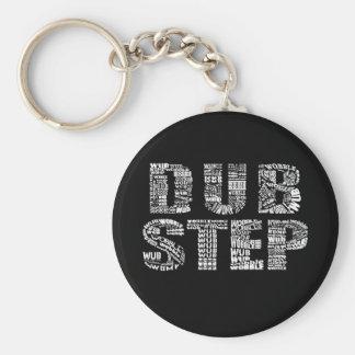 Porte-clés Obscurité de Dubstep