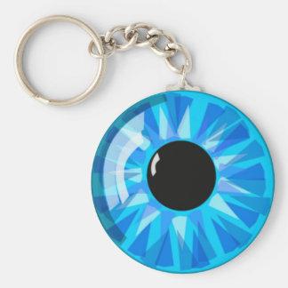 Porte-clés Oeil bleu