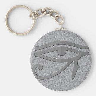 Porte-clés Oeil de porte - clé de Horus