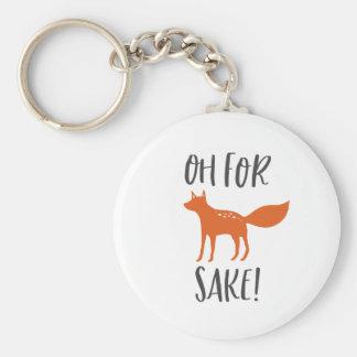 Porte-clés Oh dans l'intéret de Fox ! 2