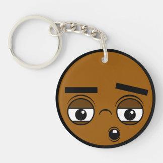 Porte-clés Oh visage