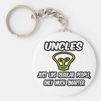Porte-clés Oncles… comme les personnes régulières, seulement