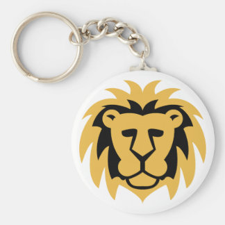 Porte-clés Or de lion