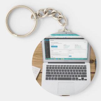 Porte-clés ordinateur portable