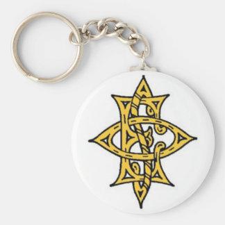 Porte-clés oriental d'étoile