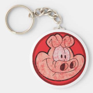 Porte-clés Orson le porte - clé de porc