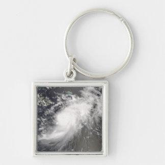 Porte-clés Ouragan Gustav au-dessus de Hispaniola