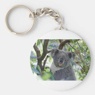 Porte-clés Ours de koala dans un arbre
